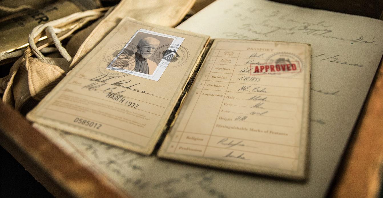 Boralus Passport